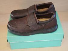 Clarks Shore Pine, Active Air, Brown Leather Shoes, UK 8, EU 42, Vintage, New