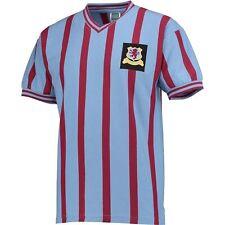 Aston Villa 1957 FA Cup Final Shirt