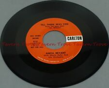"PROMO 1959 ANITA BRYANT Till There Was You/	Little George (Hiccoughs) VG+ 7"" 45"