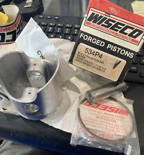 Wiseco Pistons 534P4 Piston Kit  for Suzuki