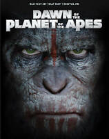Dawn of the Planet of the Apes [Blu-ray Blu-ray