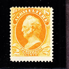 US O8 24c Agriculture Department Unused F-VF NG SCV $225