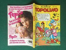 Disney TOPOLINO Libretto n.1478 del 25/3/1984
