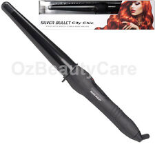 Silver Bullet City Chic Large Ceramic Conical Curling Iron - Large (19mm – 32mm)