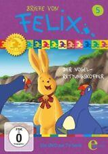 FELIX-BRIEFE VON (EIN HASE AUF WELTREISE) -5-DER VOGEL-RETTUNGS-KOFFER  DVD NEU