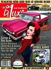"CAR KULTURE DELUXE MAGAZINE - # 61 ""NEW!"" (December 2013)"