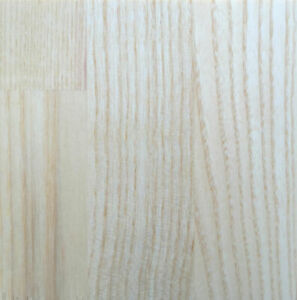 REAL WOOD SOLID ASH KITCHEN WORKTOP LIGHT COLOUR  2M 3M 4M ISLANDS BARS TABLES