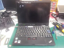 Lenovo Thinkpad X200 Tablet Core 2 Duo 1.66Ghz spares/repair (ebay 2)