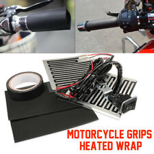 Universal Motorcycle ATV Dirt Bike Handlebar Heated Grip Hand Insert Wrap Warmer