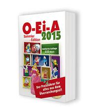 La nueva o-huevo-a los coleccionistas-Edition para 2015-modal y limitado a 333 unidades!