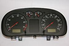 VW GOLF MK4 1.6 2L VDO SPEEDO CLOCK UNIT SPEEDOMETER POD 160 MPH 1J0 919 931 B