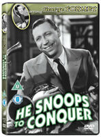 He Snoops to Conquer DVD (2011) George Formby, Varnel (DIR) cert U ***NEW***