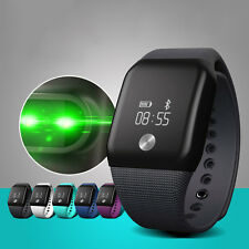 Waterproof Bluetooth Smart Watch Phone Mate For Android IOS iPhone Samsung LG B~
