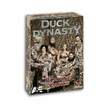 Duck Dynasty Playing Cards Cardinal Industries 047754803051