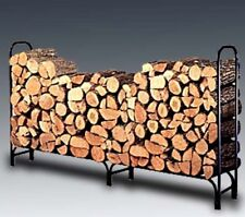 Large Log Store With Protective Cover | Log Store | Log Rack | Ex Display Model