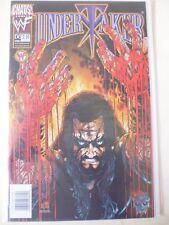 Undertaker Comic Issue 6. RARE. CHAOS COMICS. 1999 Sept.