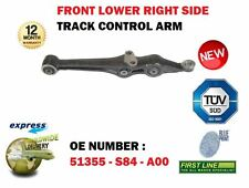 FOR HONDA ACCORD COUPE 1998-2001 RIGHT SIDE LOWER TRACK CONTROL SUSPENSION ARMS