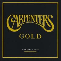 CARPENTERS - GOLD : GREATEST HITS CD ~ THE BEST OF RICHARD KAREN CARPENTER *NEW*