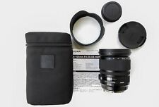 Canon Sigma 24-105mm F4 DC Art EOS Lens Excellent Condition Free Shipping