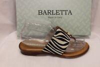 LADIES SHOES/FOOTWEAR - Barletta Severo zebra thong