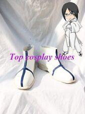 Anime Bleach Ishida Uryuu Cosplay Botas Zapatos para Halloween Navidad Festival