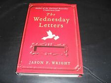 The Wednesday Letters by Jason F. Wright Large Print Book Savew/CombinedShipping