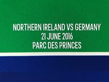 Official Northern Ireland Vs Germany Match Detail