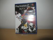 The King Of Fighters Collection Orochi Saga PS2 Neuf et Scellé D'Origine Pal