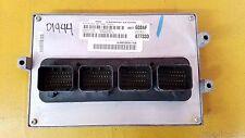 2009 DODGE RAM 1500 4.7L ECM ECU MODULE EBX BRAIN # P68037608AF GENUINE OEM