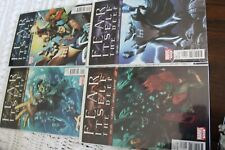 Fear Itself The Deep 1-4 Complete VF/NM Marvel