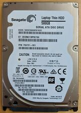 Seagate 500GB Thin HDD 2.5""