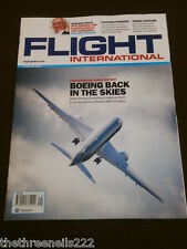 FLIGHT INTERNATIONAL # 5350 - FARNBOROUGH SHOW - JULY 17 2012