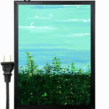 LED Light Box Movie Poster Display A2 24x17inch Advertising Frame Store