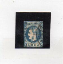 Rumania Monarquias valor clasico del año 1868-70 (V-117)