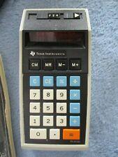 Vintage Texas Instruments Electronic Calculator-Ti-2550