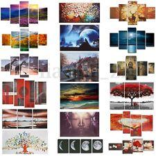 21 Types Peinture à l'Huile Tableau Abstraite Art Moderne sur Toile Maison Mural