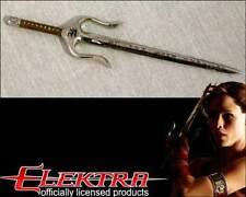 "ELEKTRA Marvel Comics Superhero Jennifer Garner SAI SWORD LETTER OPENER 6"" New"