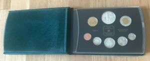 2002 Canada Silver Proof Set - Original Packaging with COA
