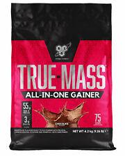 BSN True Mass All-In-One Gainer 4.2kg/75 Serv. Anabolic Mass, CHOCOLATE