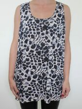 River Island Leopard Sleeveless Tops & Shirts for Women