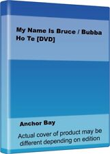 My Name Is Bruce / Bubba Ho Te [DVD] By Bruce Campbell,Mike Richardson.