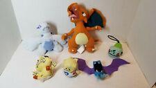 Vintage Pokemon 1990s LOT 6 TOTAL Some Burger King Toys