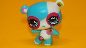 Authentic Littlest Pet Shop  Hasbro Original  LPS  Bear