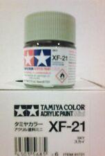Tamiya acrylic paint XF-21 Sky 10 ml Mini.