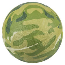 """9.5"""" Camouflage Regulation Basketball Official Size Ball Kids Sports Toys"""