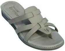 Womens Ladies Timberland Leather Summer sandals Flip Flops Slip On Size UK 3.5