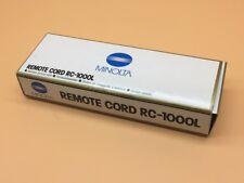 Cable De Control Remoto Minolta RC-1000L