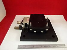 DCI POSITIONING LINEAR SLIDE + TOOL FIXTURE AS IS B#47-B-01