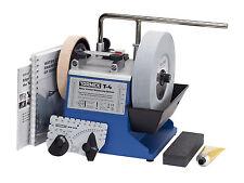Tormek® T4 Naßschleifmaschine Schärfen Schleifen Schneidwerkzeug Drechseln