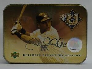 2005 Upper Deck Ultimate Signature Edition Baseball Tin